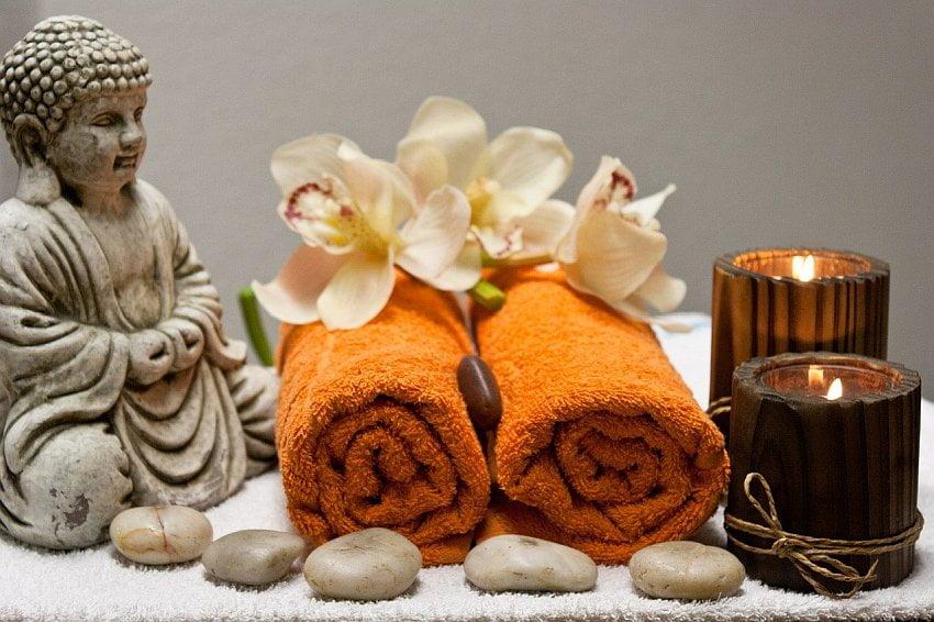 Ołtarz masażu Lomi Lomi Nui